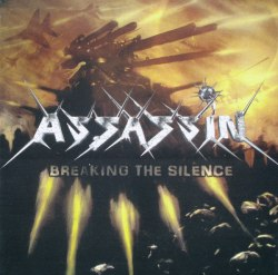 ASSASSIN - Breaking The Silence CD Thrash Metal
