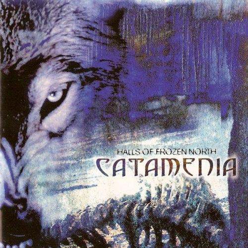 CATAMENIA - Halls Of Frozen North CD Symphonic Metal