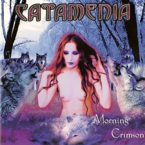 CATAMENIA - Morning Crimson CD Symphonic Metal