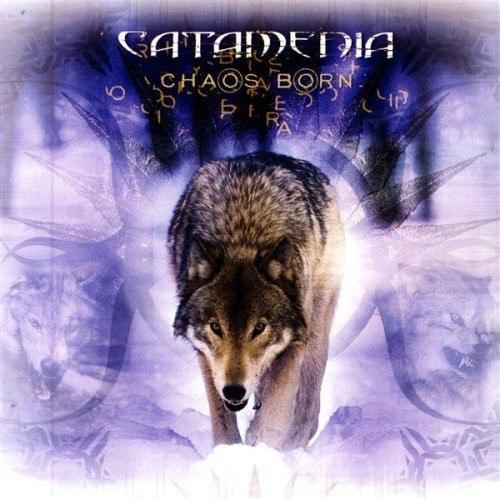 CATAMENIA - Chaos Born CD Symphonic Metal