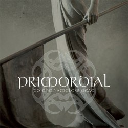 PRIMORDIAL - To The Nameless Dead CD Heathen Metal