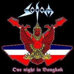 SODOM - One Night In Bangkok 2CD Thrash Metal