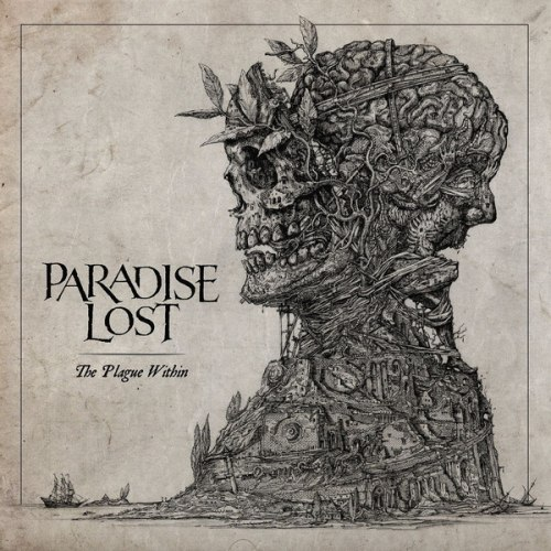 PARADISE LOST - The Plague Within CD Death Doom Metal