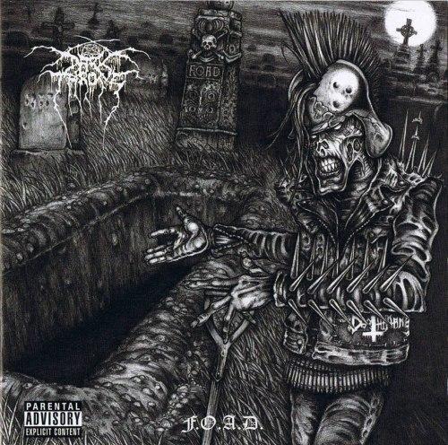 DARKTHRONE - F.O.A.D. CD Thrash Metal