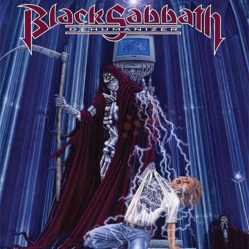 BLACK SABBATH - Dehumanizer CD Heavy Metal
