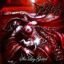DISGORGE - She Lay Gutted CD Brutal Death Metal