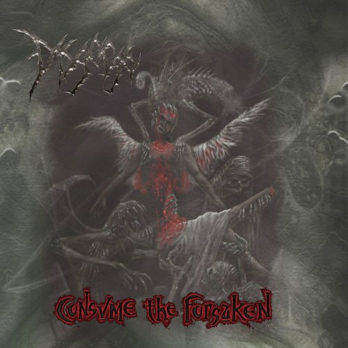DISGORGE - Consume The Forsaken CD Brutal Death Metal