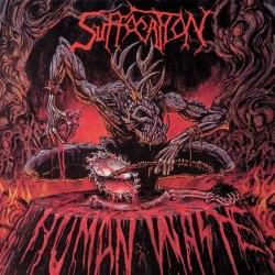 SUFFOCATION - Human Waste MCD Brutal Technical Death Metal