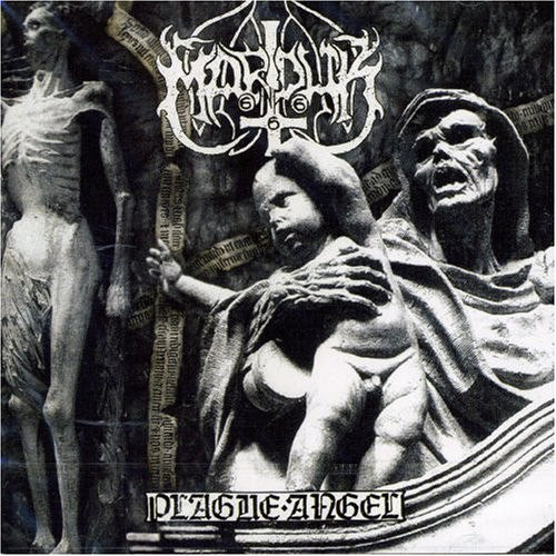MARDUK - Plague Angel CD Black Metal