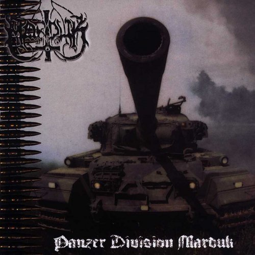 MARDUK - Panzer Divison Marduk CD Black Metal