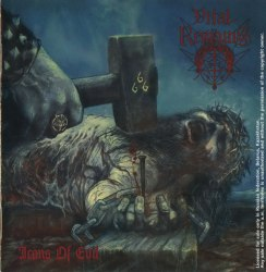VITAL REMAINS - Icons of Evil CD Death Metal