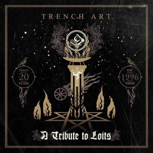 V/A - Trench Art - A Tribute to Loits 2CD Metal