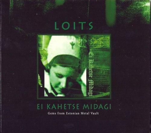 LOITS - Ei Kahetse Midagi Digi-CD Heathen Metal