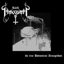 BLACK DRAUGWATH - The True Bottomless Armageddon CD Black Metal