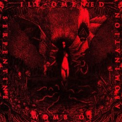 """ILL OMENED / SICKRITES - Serpentine Womb Of Abomination / Vortical Gospel Of Leviathan 7""""EP Black Metal"""