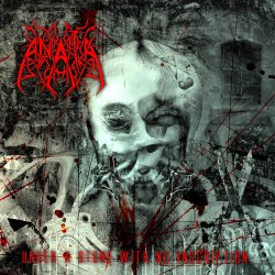 ANATA - Under A Stone With No Inscription CD Technical Death Metal