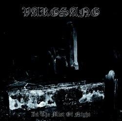 VARGSANG - In The Mist Of Night LP Blackened Metal
