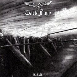 DARK FURY - W.A.R. CD NS Metal