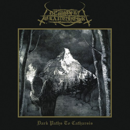 DEMONIC SLAUGHTER - Dark Paths to Catharsis CD Black Metal