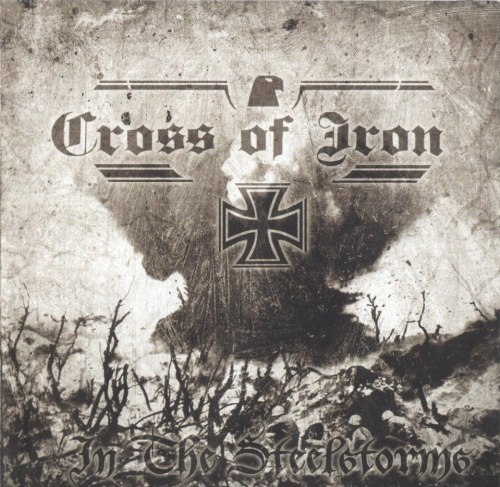 CROSS OF IRON - In The Steelstorms CD NS Metal