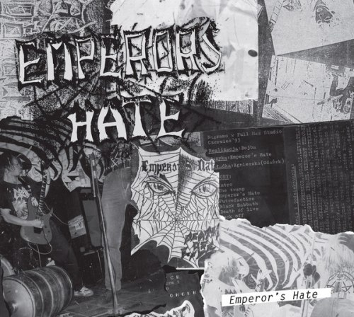 EMPEROR'S HATE - Emperor's Hate Digi-CD Death Metal