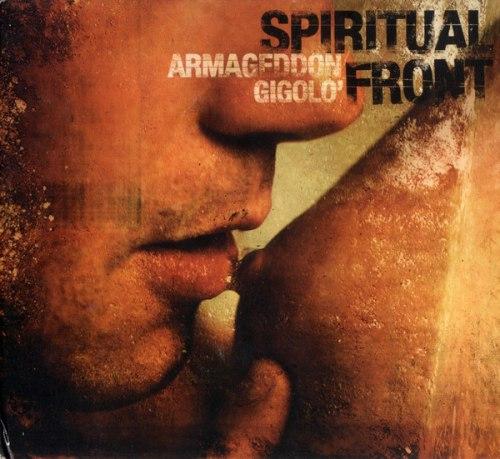 SPIRITUAL FRONT - Armageddon Gigolo' Digi-CD Nihilistic Suicide Pop