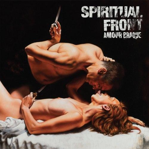 SPIRITUAL FRONT - Amour Braque Digi-2CD Nihilistic Suicide Pop