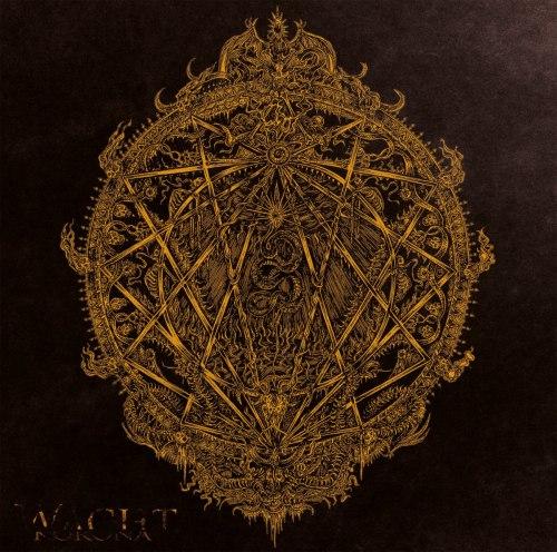WACHT - Korona Digi-CD Blackened Metal