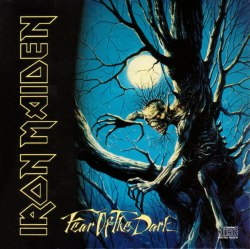 IRON MAIDEN - Fear of the Dark CD Heavy Metal