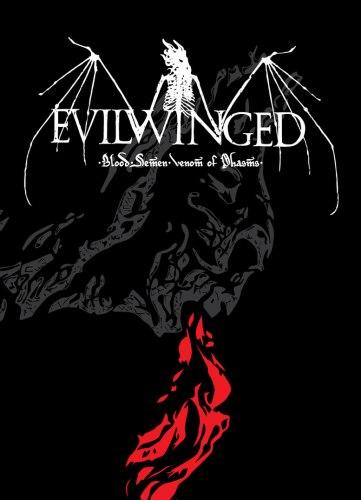 EVILWINGED - Blood. Semen. Venom of Phasms. Boxed Set Black Metal