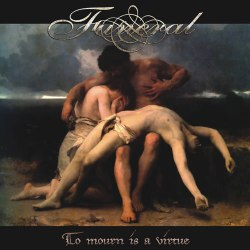 FUNERAL - To Mourn Is A Virtue Digi-CD Funeral Doom Metal