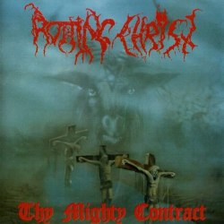 ROTTING CHRIST - Thy Mighty Contract CD Blackened Metal