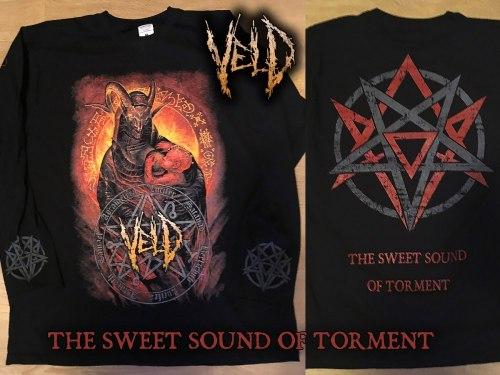 VELD - The Sweet Sound Of Torment - XXL лонгслив Death Metal