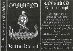 COMMAND - KulturKampf Tape NS Metal