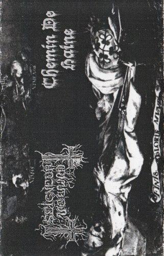 SEIGNEUR VOLAND / CHEMIN DE HAINE - Cérémonie Chaotique... Pour Un Monde Mourant Tape Black Metal