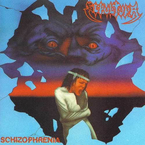SEPULTURA - Schizophrenia CD Thrash Metal