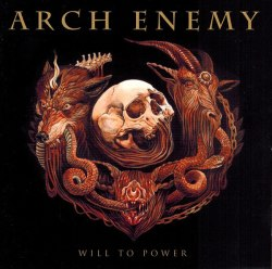ARCH ENEMY - Will to Power CD MDM