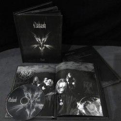NAHASH - Daath A5 Digi-CD Black Metal