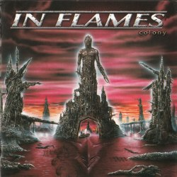 IN FLAMES - Colony CD MDM