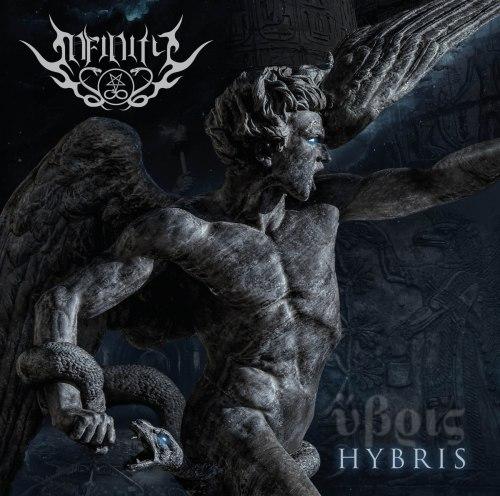 INFINITY - Hybris CD Black Metal