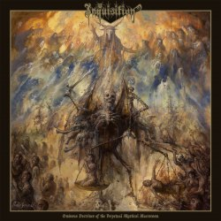 INQUISITION - Ominous Doctrines Of The Perpetual Mystical Macrocosm Digi-CD Black Metal