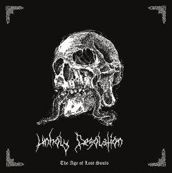 UNHOLY DESOLATION - The Age Of Lost Souls CDr Black Metal