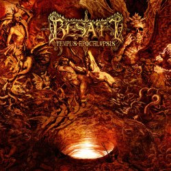 BESATT - Tempus Apocalypsis Digi-CD Black Metal
