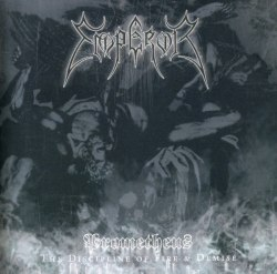EMPEROR - Prometheus - The Discipline Of Fire & Demise Digi-CD Symphonic Metal