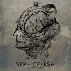 SEPTIC FLESH - Έσοπτρον CD Doom Death Metal