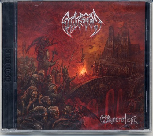 SINISTER - Syncretism 2CD Death Metal