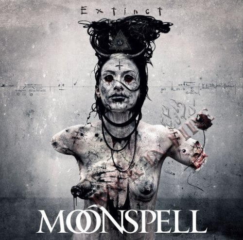 MOONSPELL - Extinct CD Dark Metal