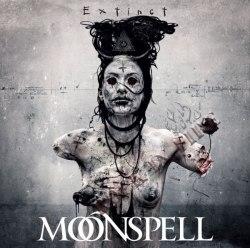 MOONSPELL - Extinct Digi-CD Dark Metal