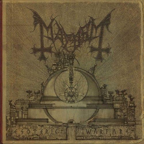 MAYHEM - Esoteric Warfare CD Blackened Metal