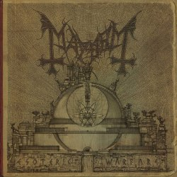 MAYHEM - Esoteric Warfare CD Blackened Metal
